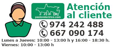 Atención al cliente 974 24 24 88 o 667090174
