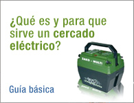¿Qué es un pastor/cercado eléctrico?