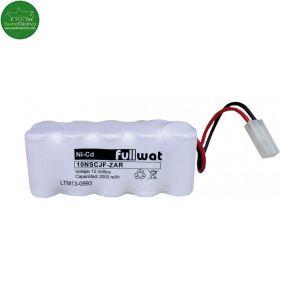 Batería Recargable 12 V. 2 A/h para PastorElectrico Triunfo R-10 Solar (PA116)