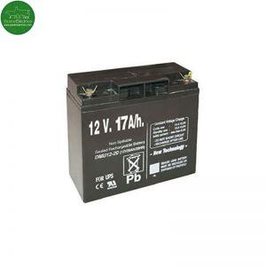 Batería recargable 12 V. 17 Ah pastor eléctrico modelo Zerko y Zerko solar
