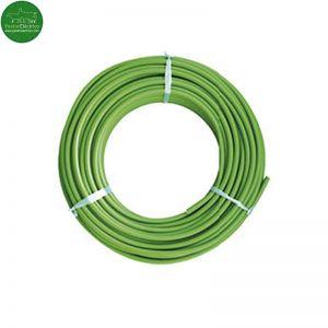 Cable aislante alta tensión por metros lineales cercado eléctrico