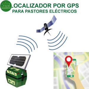 Localizador por GPS pastores eléctricos para evitar robos.