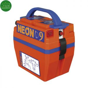 Pastor Neón 9 naranja gama económico