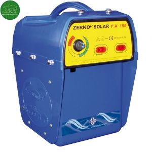 Pastor eléctrico Zerko a batería de 12 voltios sin panel solar