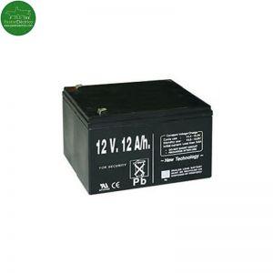 Batería recargable 12 V 12 A/h para pastor eléctrico