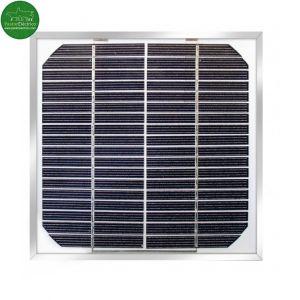 Placa solar 3 W para pastores eléctricos