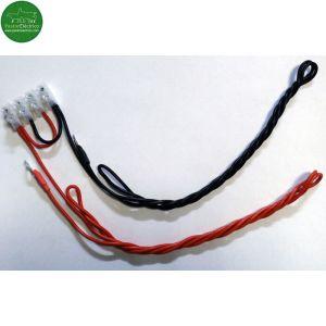 Regleta conexión pastor eléctrico caracoles