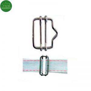 Broche de Hebilla para Unión Cinta 20 mm cercado eléctrico