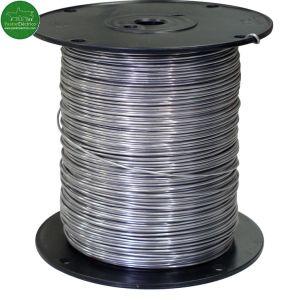 Cable aluminio 2 mm 400 metros cercado eléctrico