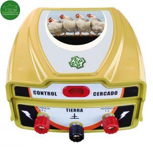 Pastor eléctrico para gallinas