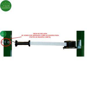 kit puerta cinta para pastor eléctrico