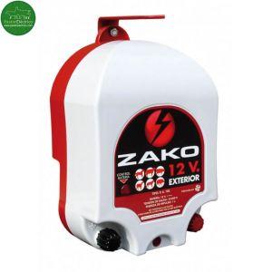Pastor eléctrico mixto Zako 12 V. Batería exterior o red electrica