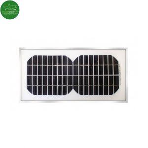 Placa solar 5 W para pastores eléctricos