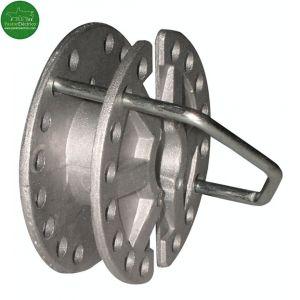 Tensor permanente alambre rotativo cercado eléctrico